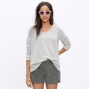 Madewell Chronicle Texture Sweater